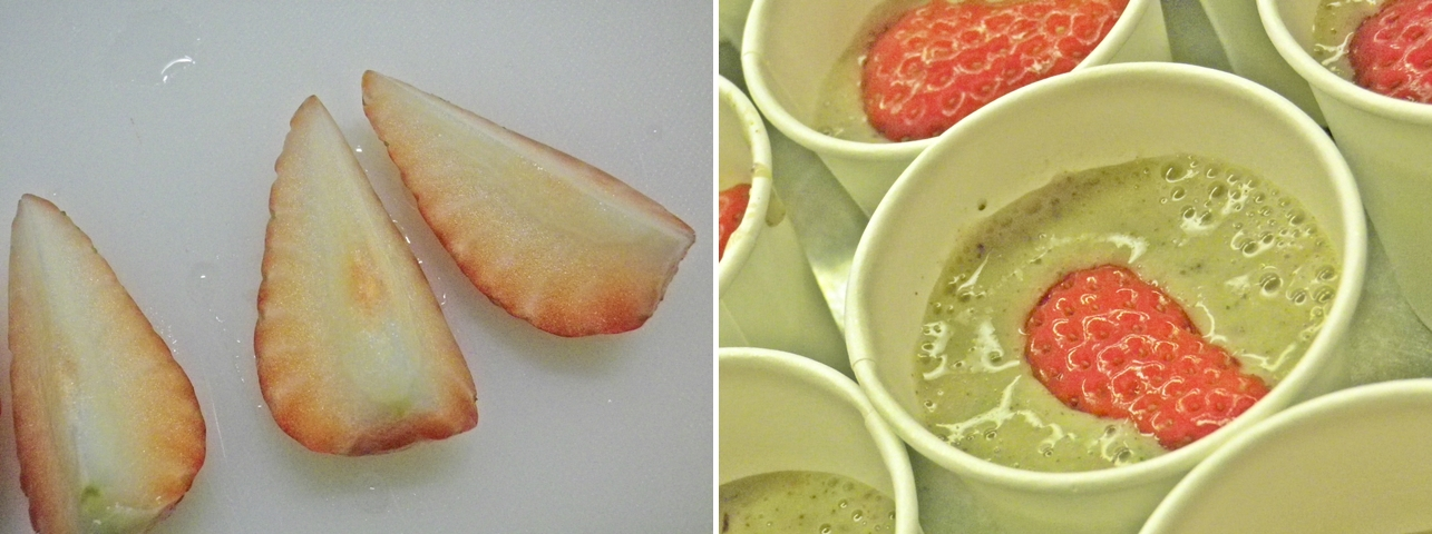 チョコベジ野菜ジュース