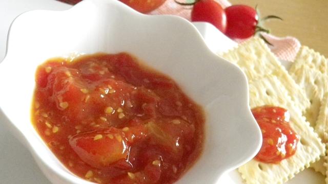 トマトじゃむ